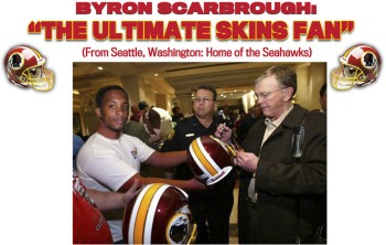 Byron Scarbrough: The Ultimate Skins Fan